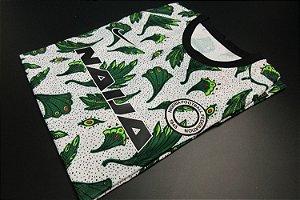 Camisa Nigéria 2020-22  - pré-jogo -  (modelo jogador)
