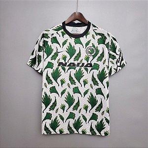 Camisa Nigéria 2020-22 - pré-jogo