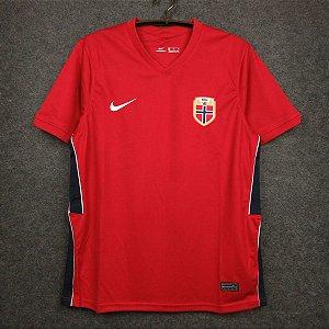 Camisa Noruega 2020-21 (Home-Uniforme 1)