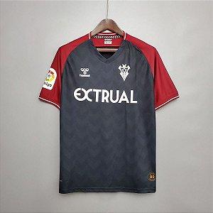 Camisa Albacete 2020-21 (Away-Uniforme 2)