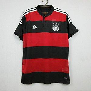 Camisa Alemanha 2014 Copa do Mundo (Away-Uniforme 2)