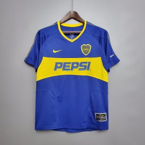 Camisa Boca Juniors 2003-2004 (Home-Uniforme 1)