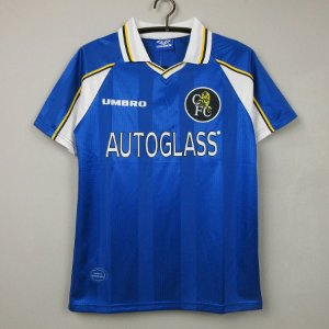 Camisa Chelsea 1997-1999 (Home-Uniforme 1)