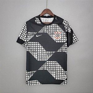 Camisa Corinthians 2020-21 (Uniforme 4)