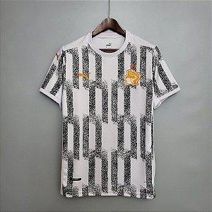 Camisa Costa do Marfim 2020-21 (Away-Uniforme 2)