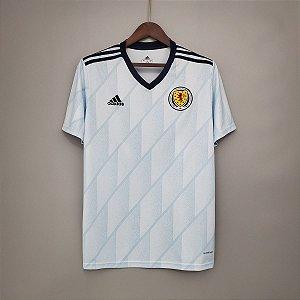 Camisa Escócia 2020-21 (Away-Uniforme 2) - Modelo Torcedor