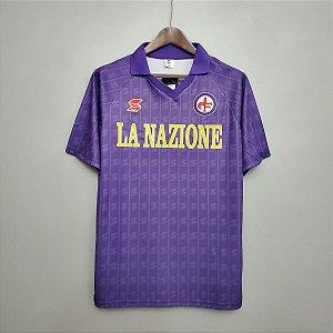 DUPLICADO - Camisa Fiorentina 1992-1993 (Away-Uniforme 2)