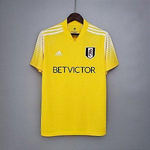 Camisa Fulham 2020-21 (Away-Uniforme 2)