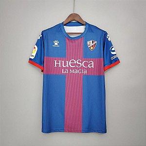 Camisa Huesca 2020-21 (Home-Uniforme 1)