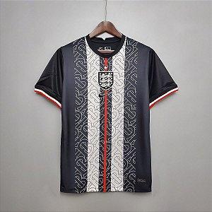 Camisa Inglaterra 2020 - Exposure Edition Black