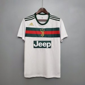 Camisa Juventus x Gucci 2020-21 - branca