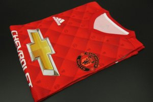 Camisa Manchester United 2020-21 (treino) - Jogador