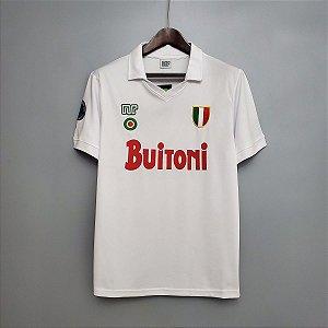 Camisa Napoli 1987-1988 (Away-Uniforme 2)