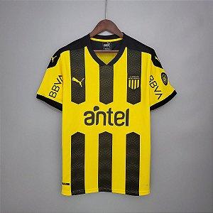 Camisa Peñarol 2020-21 (Home-Uniforme 1)