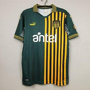 Camisa Peñarol 2020-21 (Edição Aniversário 129 anos)