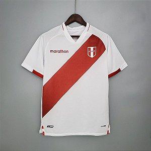 Camisa Peru 2020-21 (Home-Uniforme 1)