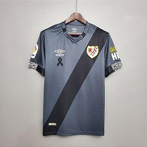Camisa Rayo Vallecano 2020-21 (Away-Uniforme 2)