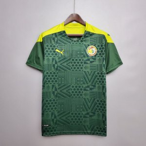 Camisa Senegal 2020-21 (Away-Uniforme 2)
