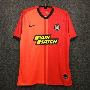Camisa Shakhtar Donetsk 2020-21 (Home-Uniforme 1)