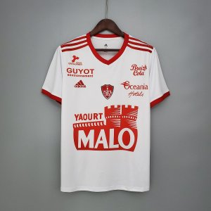Camisa Stade Brestois 29 2020-21 (Third-Uniforme 3)