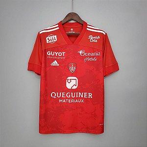 Camisa Stade Brestois 29 2020-21 (Home-Uniforme 1)