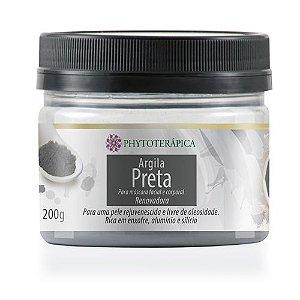 ARGILA PRETA - 200g