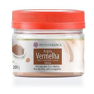 ARGILA VERMELHA - 200g