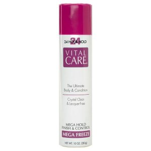 Hair Spray Vital Care Mega Freeze 24 Horas 283g