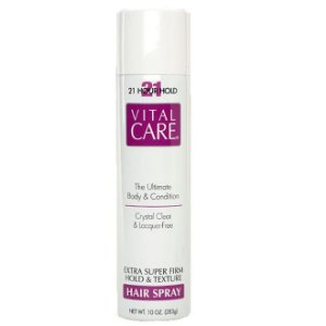 Vital Care Extra Super Firm Hold e Texture 21 Hour 283g