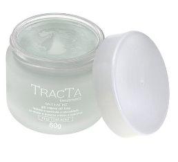 """Gel Creme oil free anti-acne - Extrato da folha de oliva """"Tracta"""" 60g"""