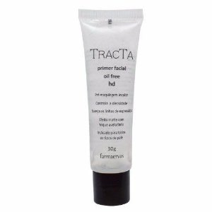 "Primer Facial Oil Free Efeito Matte HD ""Tracta"" - 30g"