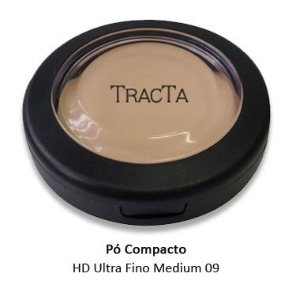 Pó Compacto HD Ultra Fino Medium 09 - 9g