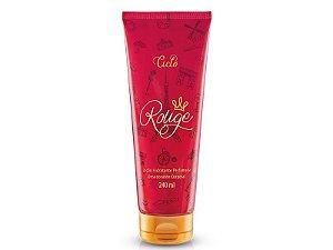 Loção Hidratante Super Perfumada Rouge