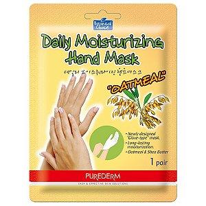 Máscara Hidratante para Mãos - Aveia - Purederm - ADS288