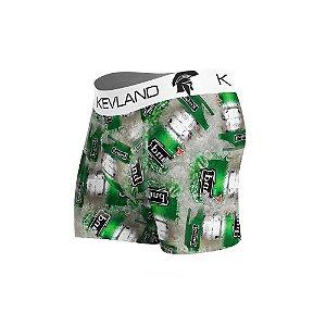 cueca kevland boxer ice beer verde