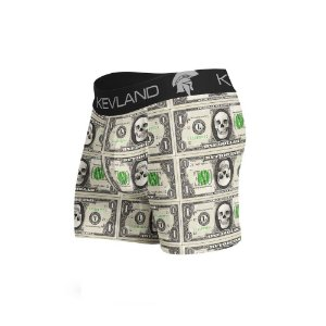 cueca boxer one dolar kevland branco