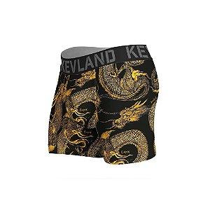 cueca boxer kevland dark dragon preto