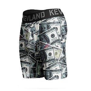 cueca boxer long leg kevland dolar verde