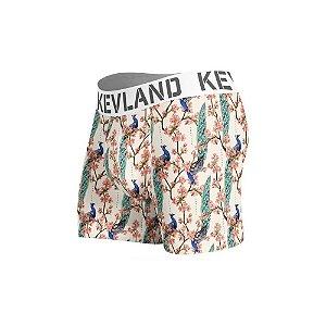 cueca boxer kevland oriental branco