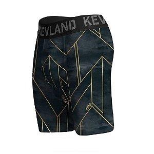 cueca boxer long leg kevland dark line preto