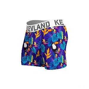 cueca boxer kevland tucano azul