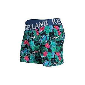 cueca boxer kevland arara azul