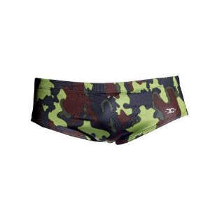 sunga slip lisa dio collection 2019 militar camuflada verde