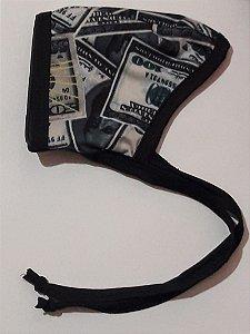 Máscara Kevland Tática Dólares