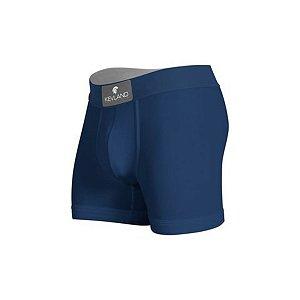 Cueca Boxer Kevland Oxford Azul