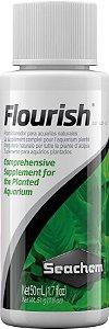Fertilizante Líquido Seachem Flourish