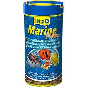 Ração Tetra Marine Flakes