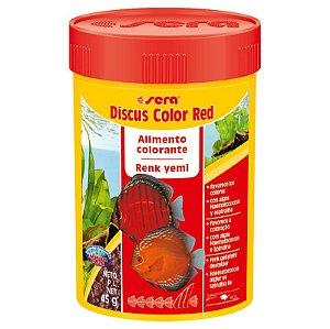 Ração Sera Discus Color Red