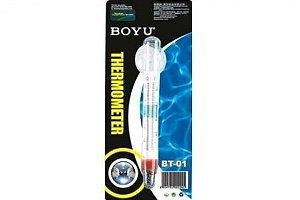 Termômetro de Vidro Boyu