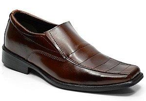 Sapato social cor whisky REF. 644-5129